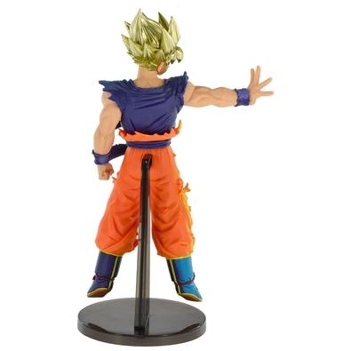 Action Figure Dragon Ball Z Blood Of Saiyajins, Goku Super Saiyajin - 28557/28558