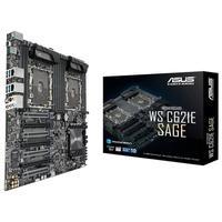 Placa mãe Asus para Servidor WS C621E SAGE, Intel C621, EEB, DDR4