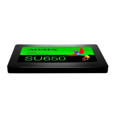 SSD Adata SU650, 480GB, SATA, Leitura 520MB/s, Gravação 450MB/s - ASU650SS-480GT-R