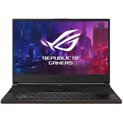Notebook Gamer Asus ROG Zephyrus S, Intel Core i7-9750H, 16GB, SSD 1TB, NVIDIA GeForce RTX2080 8GB, Windows 10, 15.6´ -  GX531GXR-AZ064T