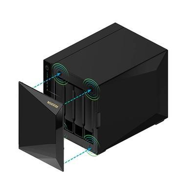 Storage Asustor NAS, 12TB, 4 Baias - AS4004T12000
