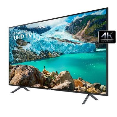 Smart TV LED 43´ UHD 4K Samsung, 3 HDMI, 2 USB, Wi-Fi, Bluetooth, HDR - UN43RU7100GXZD