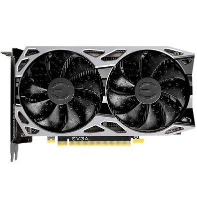 Placa de Vídeo EVGA NVIDIA GeForce GTX 1660 Super SC Ultra Black Gaming, 6GB, GGDR6 - 06G-P4-1066-KR