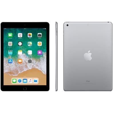 iPad 6, Tela 9.7´, 32GB, Wi-Fi, Cinza Espacial - MR7F2BZ/A