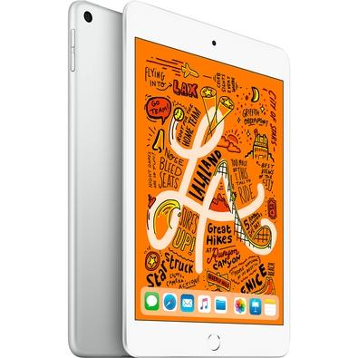 iPad Mini 5, Tela 7.9´, 64GB, Wi-Fi + Celular, Prata - MUX62BZ/A