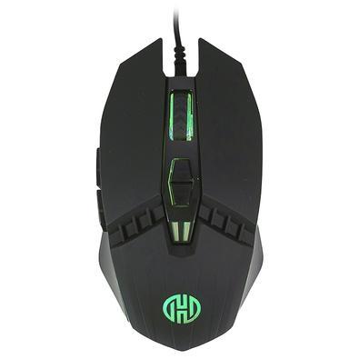 Kit Gamer Hoopson 4 em 1 - Teclado + Mouse + Mousepad + Headset, Verde - TPC-050G