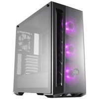 Gabinete Gamer Cooler Master MB520, Mid Tower, com FAN, RGB, Lateral em Vidro - MCB-B520-KGNN-RGB