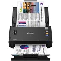 Scanner de Mesa Epson WorkForce DS-520, Colorido, Duplex - DS-520