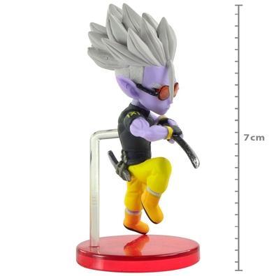 Action Figure WCF Super Dragon Ball Heroes World, Super Fu/Super Mira (B) - 29261/29264