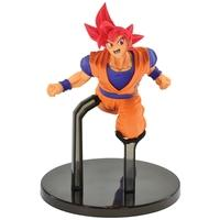 Action Figure Dragon Ball Super, Son Goku FES Super Saiyan God - 34613