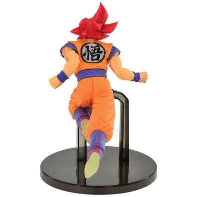 Action Figure Dragon Ball Super, Son Goku FES Super Saiyan God - 34613