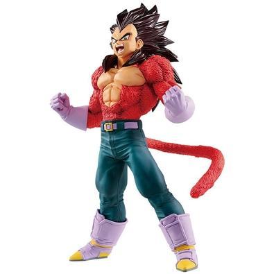 Action Figure Dragon Ball GT Blood Of Saiyans Special IV, Super Saiyan 4 Vegeta - R29390/29391