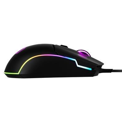 Mouse Gamer Cooler Master CM110, RGB, 6 Botões, 6000 DPI - CM-110-KKWO1