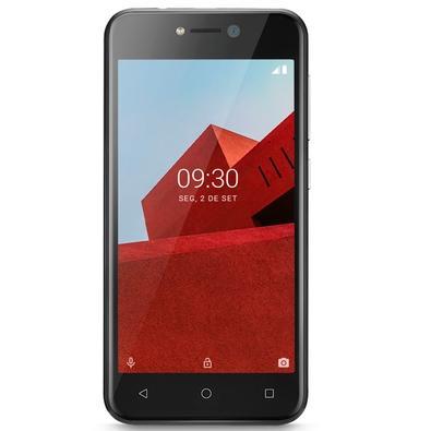 Smartphone Multilaser E, 16GB, 5MP, Tela 5´, Preto + Capa Protetora e Película - P9101