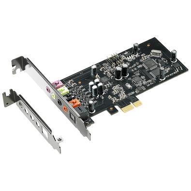 Placa de Som Asus Xonar SE, PCIe, Canal 5.1 - 90YA00T0-M0UA00