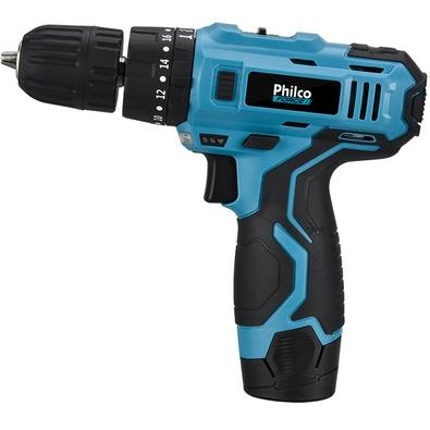 Parafusadeira Philco 3 em 1, 12V, Bivolt - PPF03