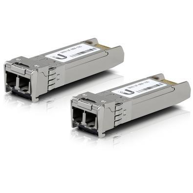 Transceiver Ubiquiti, 2 LC, 10Gbps, 300m, Multi - UF-MM-10G