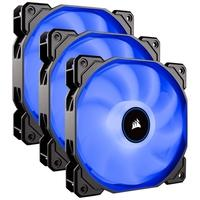 Kit com 3 Cooler FAN Corsair AF120, 120mm, LED, Azul - CO-9050084-WW