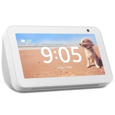 Amazon Smart Home Echo Show 5 Alexa, Tela 5.5´, Branco