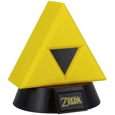 Luminária The Legend Of Zelda, Triforce 3D Light - 29521