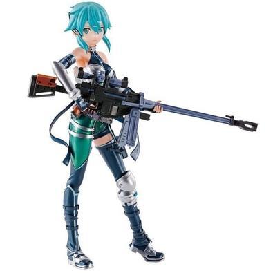 Action Figure Swort Art Online Fatal Bullet, Sinon - 27848/27849