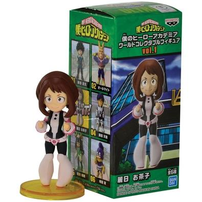 Action Figure My Hero Academia World Collectable, Ochaco Uraraka (Uravity) - 29452/29455