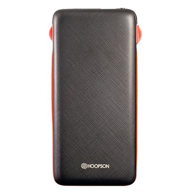 Power Bank Hoopson Turbo, 10000mAh, USB - PBH-10K