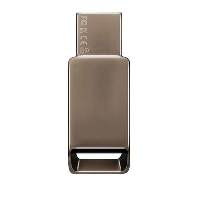Pen Drive Adata UV131, 64GB, USB 3.2, Cinza - AUV131-64G-RGY