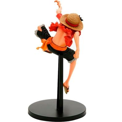 Action Figure One Piece Stampede Movie King Of Artist, The Monkey D-Luffy - 29568/29569