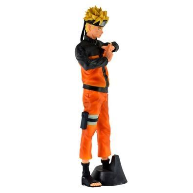 Action Figure Naruto Shippuden Grandista Nero, Uzumaki Naruto - 29691/29692