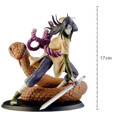 Action Figure Naruto, Orochimaru Dxtra Xtra Figures - OROCHIMARU DXTRA