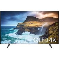 Smart TV QLED 55´ UHD 4K Samsung, 4 HDMI, 2 USB, Bluetooth, Wi-Fi, Modo Ambiente, Pontos Quânticos, HDR - QN55Q70RAGXZD