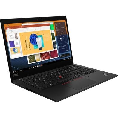 Notebook Lenovo Thinkpad X390, Intel Core i7-8665U, 8GB, SSD 256GB, Windows 10 Pro, 13.3´ - 20Q1001PBR