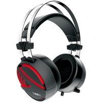 Headset Gamer Gamdias Hebe E1, RGB, Drivers 40mm - HEBE E1