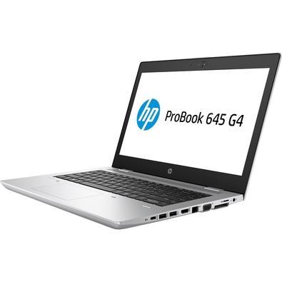 Notebook HP 645 G4 AMD Ryzen 5, 8GB, 500GB, Windows 10 Pro - 5DQ85LA