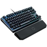 Teclado Mecânico Gamer Cooler Master MK730, RGB, Switch Cherry MX Brown, US - MK-730-GKCM1-US