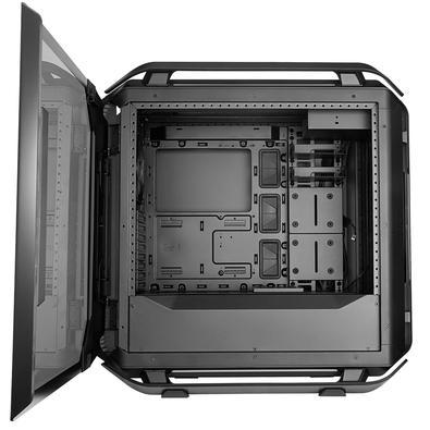 Gabinete Gamer Cooler Master C700P Black Edition, Full Tower, RGB, com FAN, Lateral em Vidro - MCC-C700P-KG5N-S00