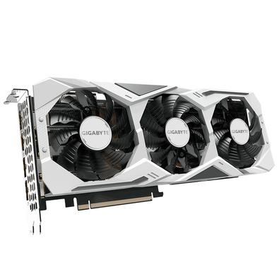 Placa de Vídeo Gigabyte NVIDIA GeForce RTX 2080 Super Gaming OC White, 8GB, GDDR6 - GV-N208SGAMINGOC WHITE-8GD