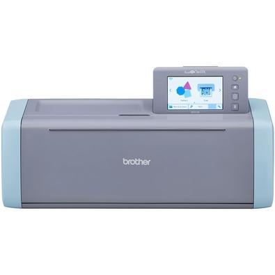 Plotter de Recorte Brother ScanNCut SDX125, com Scanner, 110V - SDX125