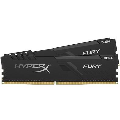 Memória Ram 64gb Kit(2x32gb) Ddr4 3200mhz Hx432c16fb3k2/64 Hyperx