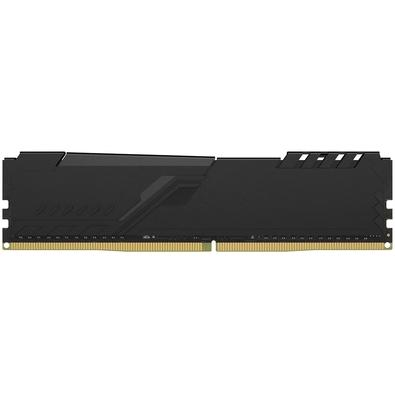 Memória HyperX Fury, 16GB, 3733MHz, DDR4, CL19, Preto - HX437C19FB3/16