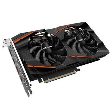 Placa de Vídeo Gigabyte AMD Radeon RX 570 Gaming, 4GB, GDDR5, REV 2.0 - GV-RX570GAMING-4GD