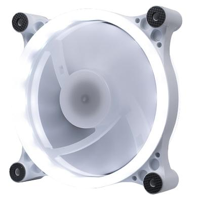 Cooler FAN OEX F50, 120mm, LED Branco - F50