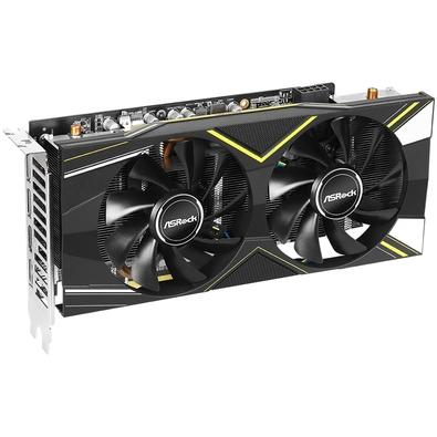 Placa de Vídeo ASRock AMD Radeon RX 5600 XT Challenger D OC, 6GB, DDR6 - 90-GA1XZZ-00UANF