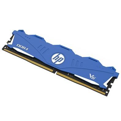 Memória HP V6, 16GB, 3000Mhz, DDR4, CL16, Azul - 7EH65AA#ABM