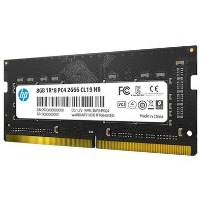 Memória HP S1, 8GB, 2666Mhz, DDR4, CL19 - 7EH98AA#ABM