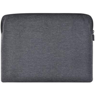 Case PCYes TravelTech TS-13, para Notebook de até 13´, Preto com Interior Cinza Claro - TS-13 (32084)