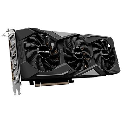 Placa de Vídeo Gigabyte NVIDIA GeForce RTX 2060 Gaming OC Pro, 6GB, GDDR6, REV 2.0 - GV-N2060GAMINGOC PRO-6GD REV2.0