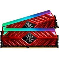 Memória XPG Spectrix D41, RGB, 32GB (2x16GB), 2666MHz, DDR4, CL16, Vermelho - AX4U2666316G16-DR41