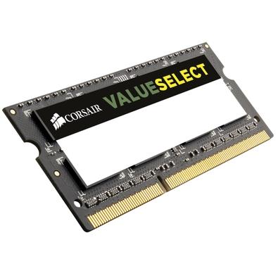 Memória Corsair Value Select Para Notebook 8GB 1333Mhz DDR3L C9 - CMSO8GX3M1C1333C9